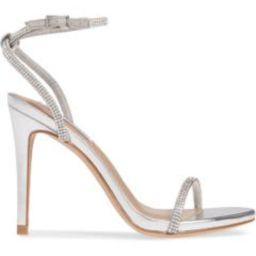 Steve Madden Festive Ankle Strap Stiletto Sandal (Women) | Nordstrom | Nordstrom