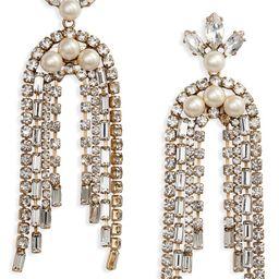 Stella & Dot Crystal Waterfall Earrings | Nordstrom
