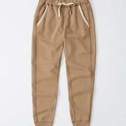 High Rise Joggers | Abercrombie & Fitch US & UK