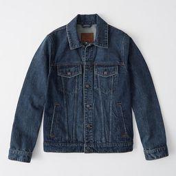 Denim Jacket   Abercrombie & Fitch US & UK