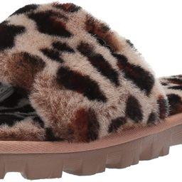 Women's Cozette Leopard Slipper   Amazon (US)