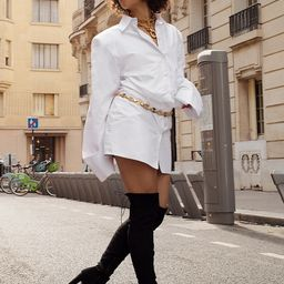 Jesyna Over-The-Knee Boot   JustFab