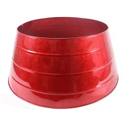 Small Red Metal Tree Collar by Ashland® | Michaels Stores