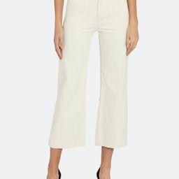 Hepburn High Rise Wide Leg Jeans | Verishop