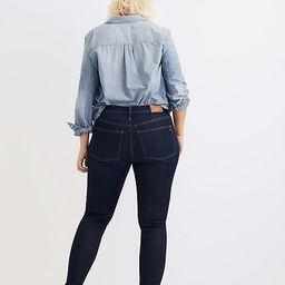 "9"" Mid-Rise Skinny Jeans in Larkspur Wash: TENCEL™ Denim Edition | Madewell"