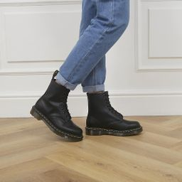 8 Eyelet Lace Up Boots   OFFICE London (UK)