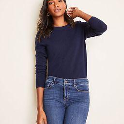 Cashmere Sweater   Ann Taylor   Ann Taylor (US)