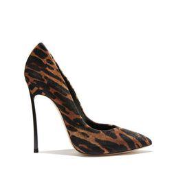 Casadei Women's Designer and Luxury Pumps| Casadei - Blade Bengala | Casadei ROW