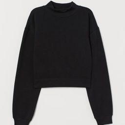 Short Sweatshirt | H&M (US)