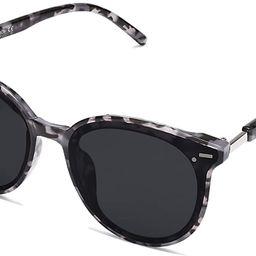 Classic Round Retro Plastic Frame Vintage Inspired Sunglasses BLOSSOM SJ2067 | Amazon (US)