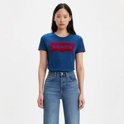 Levi's® Flocked Logo Tee Shirt | LEVI'S (US)