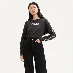 Graphic Oversize Longsleeve Tee Shirt | LEVI'S (US)