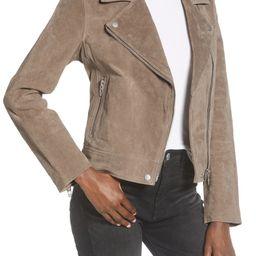 BLANKNYC Suede Moto Jacket | Nordstrom | Nordstrom