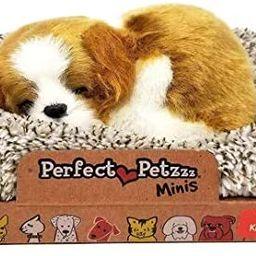 Perfect Petzzz Baby Cavalier King Charles Puppy Dog, Tan | Amazon (US)