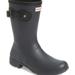 Hunter Original Tour Short Packable Rain Boot (Women) | Nordstrom | Nordstrom