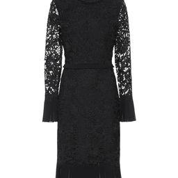 Floral-lace dress | Mytheresa (US)
