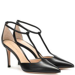 Cheryl 85 leather pumps | Mytheresa (US)
