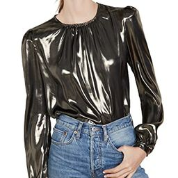 Josaline Long Sleeve Blouse | Shopbop
