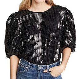 Puff Sleeve Top | Shopbop