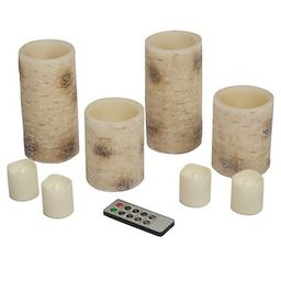 Birch LED Candles by Ashland® | Michaels Stores
