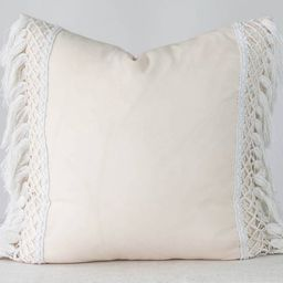 Blush Pillow | Blush Macrame Pillow Cover |  20x20 Pillow Cover | Accent Pillow | Throw Pillow | ... | Etsy (CAD)