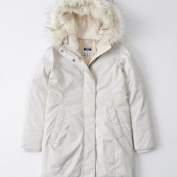 Ultra Technical Parka | Abercrombie & Fitch US & UK