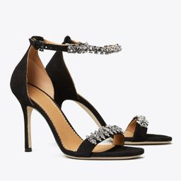 Tory Burch Penelope Embellished Sandal: Women's Shoes | Tory Burch (US)