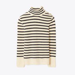 Tory Burch Striped Sweater: Women's Clothing | Tory Burch (US)