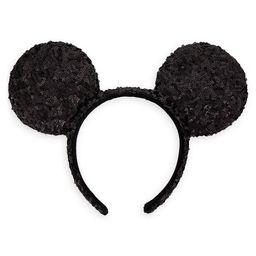 Mickey Mouse Ear Sequin Headband for Adults | shopDisney | shopDisney