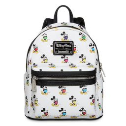 Mickey Mouse Mini Backpack by Loungefly | shopDisney | shopDisney
