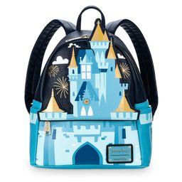 Fantasyland Castle Mini-Backpack by Loungefly - Walt Disney World | shopDisney | shopDisney