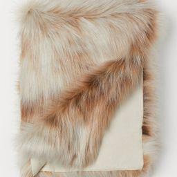 Faux Fur Throw | H&M (US)