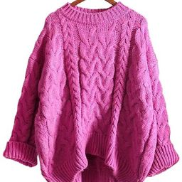 'Katelyn' Crewneck Knitted Sweater (4 Colors) | Goodnight Macaroon