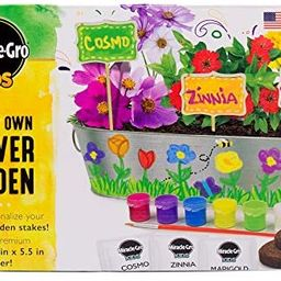 Miracle-Gro Kids My Very Own Flower Garden by Horizon Group USA | Amazon (US)