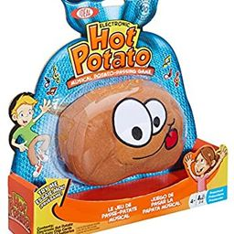 Ideal Hot Potato Electronic Musical Passing Kids Party Game | Amazon (US)
