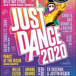 Just Dance 2020 Standard Edition Nintendo Switch UBP10902235 - Best Buy | Best Buy U.S.