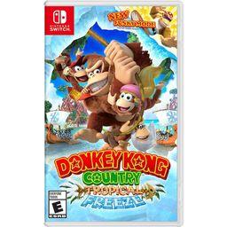 Donkey Kong Country: Tropical Freeze Nintendo Switch HACPAFWTA - Best Buy | Best Buy U.S.