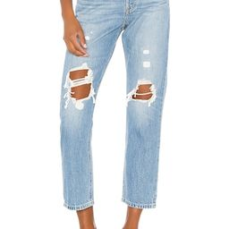 LEVI'S 501 Crop in Montgomery Patched from Revolve.com   Revolve Clothing (Global)