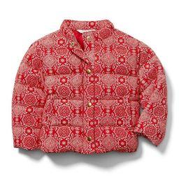 Juno Valentine Bandana Puffer Jacket | Janie and Jack