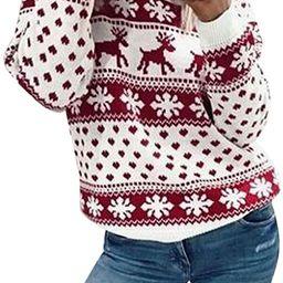 ZYooh Christmas Sweaters   Amazon (US)