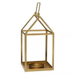 Open Lantern Gold - Stratton Home Decor | Target