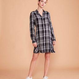 Lou & Grey Plaid Shirtdress | LOFT