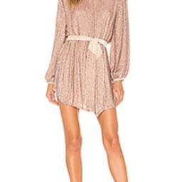 retrofete X REVOLVE Grace Dress in Rose Gold from Revolve.com | Revolve Clothing (Global)