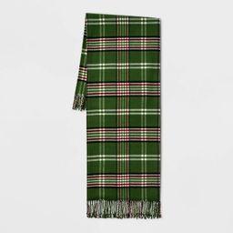 Woven Plaid Throw Blanket - Threshold™ | Target