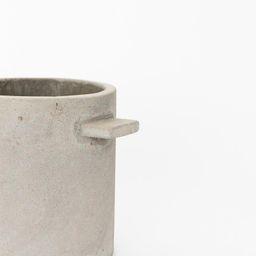 Handled Concrete Crock | McGee & Co.