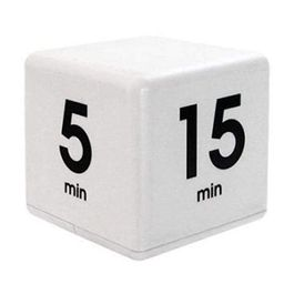 Merssavo Cube Timer,5, 15, 30 and 60 Minutes,for Time Management, Kitchen Timer, Kids Timer, Work...   Amazon (US)