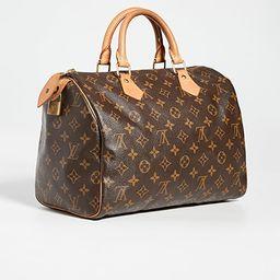 Louis Vuitton Monogram Speedy 30 Bag   Shopbop