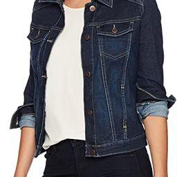 Women's Stretch Denim Jacket   Amazon (US)