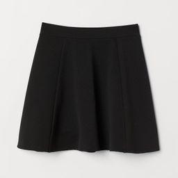 Skater Skirt   H&M (US)