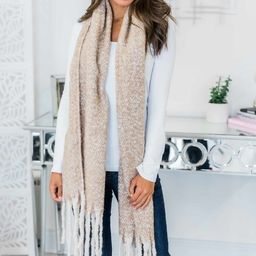 Fall Perfection Taupe Scarf | The Pink Lily Boutique